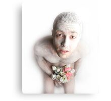 Naked dude Canvas Print