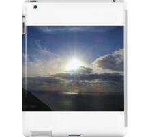 San Francisco Sunset 1417 iPad Case/Skin
