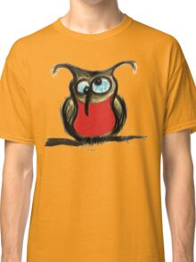 Drunk Owl Classic T-Shirt