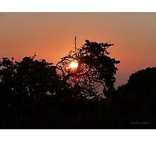 San Francisco Sunset 1418 Photographic Print
