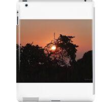 San Francisco Sunset 1418 iPad Case/Skin