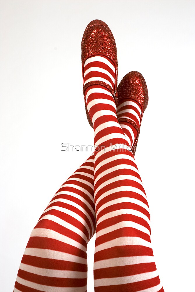 Candy Legs by Shannon Miller