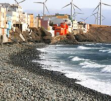 Pozo Izquierdo-Gran Canaria by x07wave
