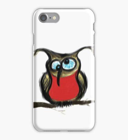 Drunk Owl iPhone Case/Skin