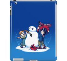 Do you wanna build a Snow max? iPad Case/Skin