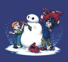 Do you wanna build a Snow max? T-Shirt