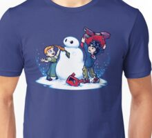 Do you wanna build a Snow max? Unisex T-Shirt