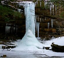 Frozen by Sherri Hamilton