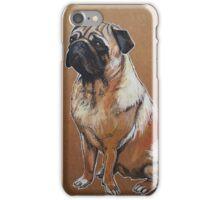 Churro #2 Pug iPhone Case/Skin