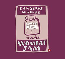 Wombat Jam - light by clootie