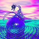 The Glass Dragon by Nancy Stafford