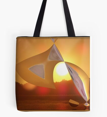Poured From the Heavens  Tote Bag