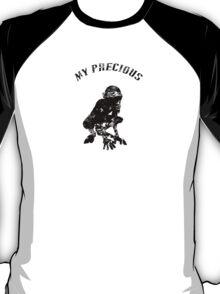 Gollum - My Precious (Distressed) T-Shirt