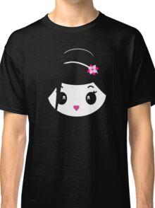 Geisha Gaze  Classic T-Shirt
