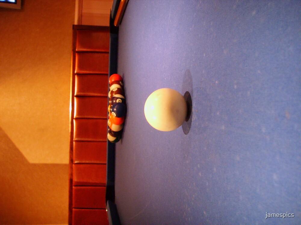 pool table by jamespics