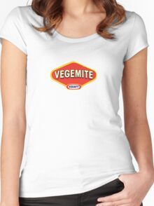 Vegemite Women's Fitted Scoop T-Shirt
