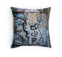 wall art4 Throw Pillow