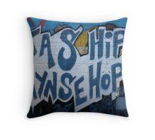 wall art5 Throw Pillow