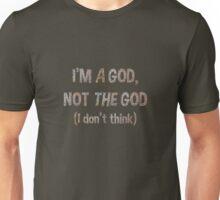Bill Murray's a God Unisex T-Shirt