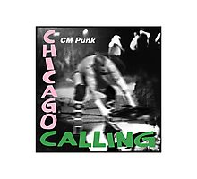 Chicago Calling Photographic Print