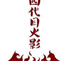 【17200+ views】NARUTO: 4th Hokage Namikaze Minato (四代目火影) by Ruo7in