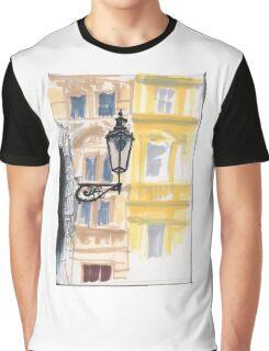 Prague Graphic T-Shirt