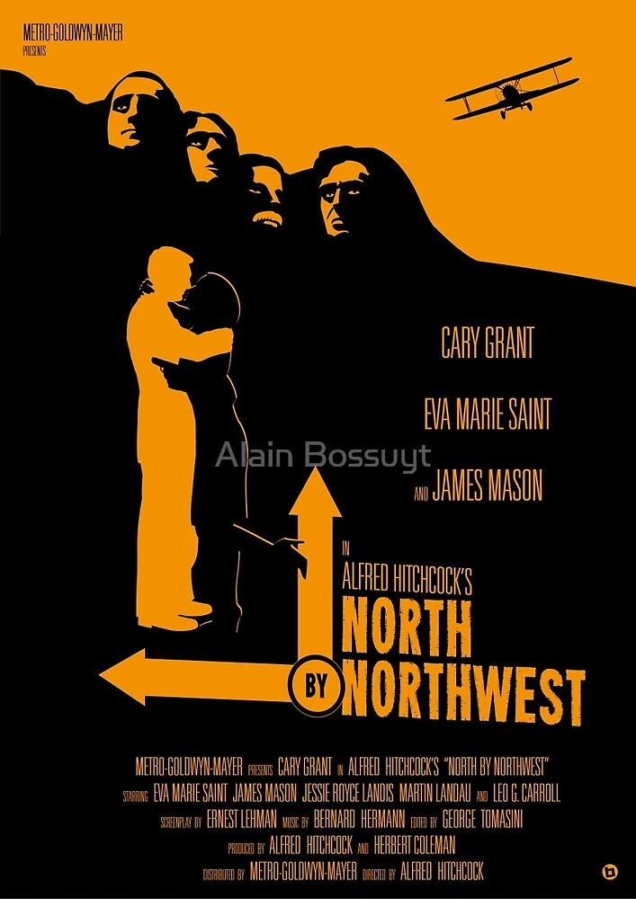 north by northwest by alfred hitchcock essay North by northwest is a 1959 american thriller film directed by alfred hitchcock and the life and times of alfred hitchcock carrying misleading papers.