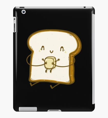 Bread And Butter iPad Case/Skin