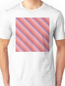 Red Stripes Unisex T-Shirt