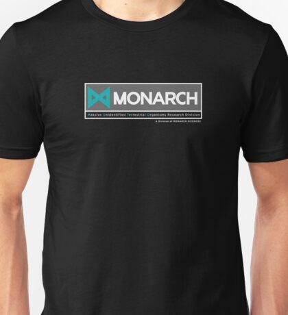 Monarch :Inspired by Kong : Skull Island and Godzilla Unisex T-Shirt