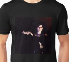 Dark Angel in the Forest 2 Unisex T-Shirt