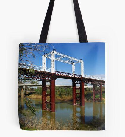 North Bourke Bridge Tote Bag