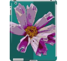 Purple Daisy iPad Case/Skin