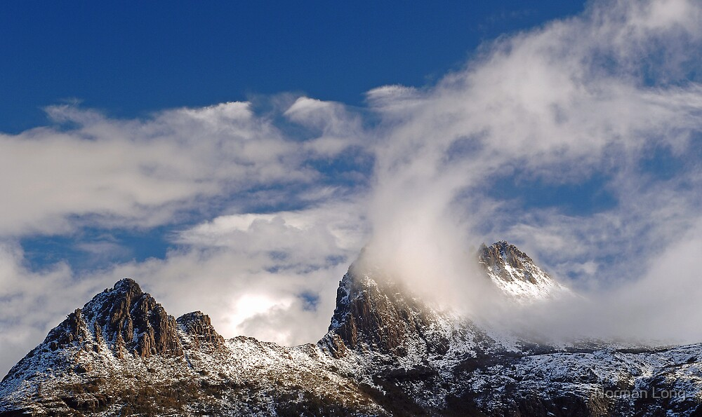 Cradle Mountain  by Norman Long