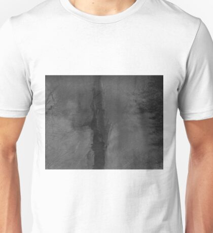 he was always late for a reason. Unisex T-Shirt