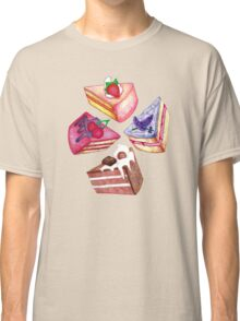 Let Them Eat Cake Classic T-Shirt