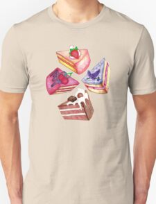 Let Them Eat Cake Unisex T-Shirt