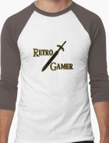 Retro Gamer Men's Baseball ¾ T-Shirt