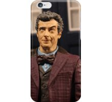 Introducing Peter Capaldi as the Doctor iPhone Case/Skin