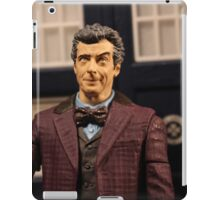 Introducing Peter Capaldi as the Doctor iPad Case/Skin