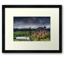Landscape of the Lord Framed Print