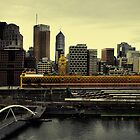 Melbourne by David Haviland