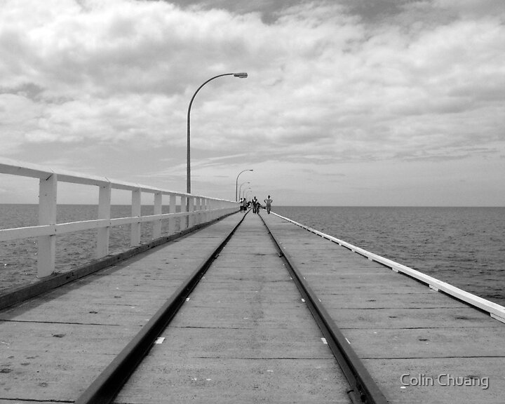 Busselton Jetty by Colin Chuang