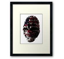 Gaming PayDay The Heist Framed Print