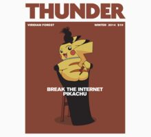 Pikachu: Break The Internet! by Loftworks