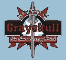 Grayskull Energy Drink (recolor) Kids Tee