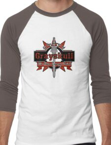 Grayskull Energy Drink (recolor) Men's Baseball ¾ T-Shirt