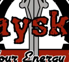 Grayskull Energy Drink (recolor) Sticker