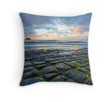 Tesselated Pavement Throw Pillow