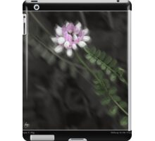 Pathway to the Crown Fine Art Poster iPad Case/Skin